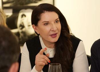 Marina Abramović : s'il n'y a pas plus de femmes artistes, c'est uniquement de la faute.