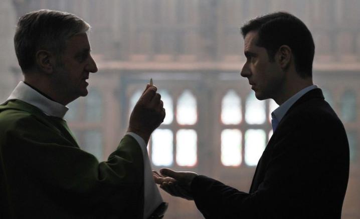 Grâce à Dieu: le dernier film de François Ozon provoque la panique au sein de l'Eglise.
