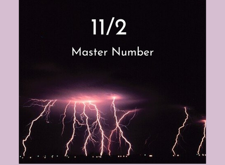 The 11/2 Master Number