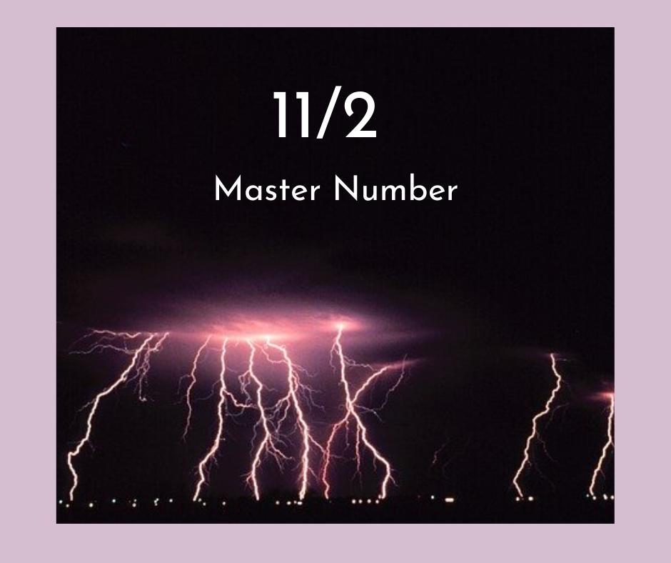 Master number number 11 Master Number