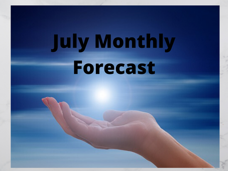 July Monthly Forecast