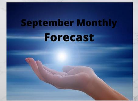 September Numerology Forecast