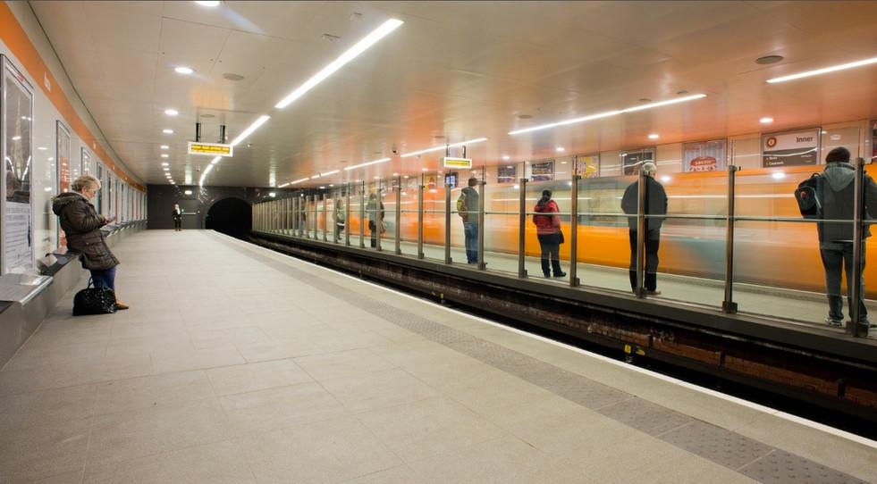 Glasgow Ibrox Station