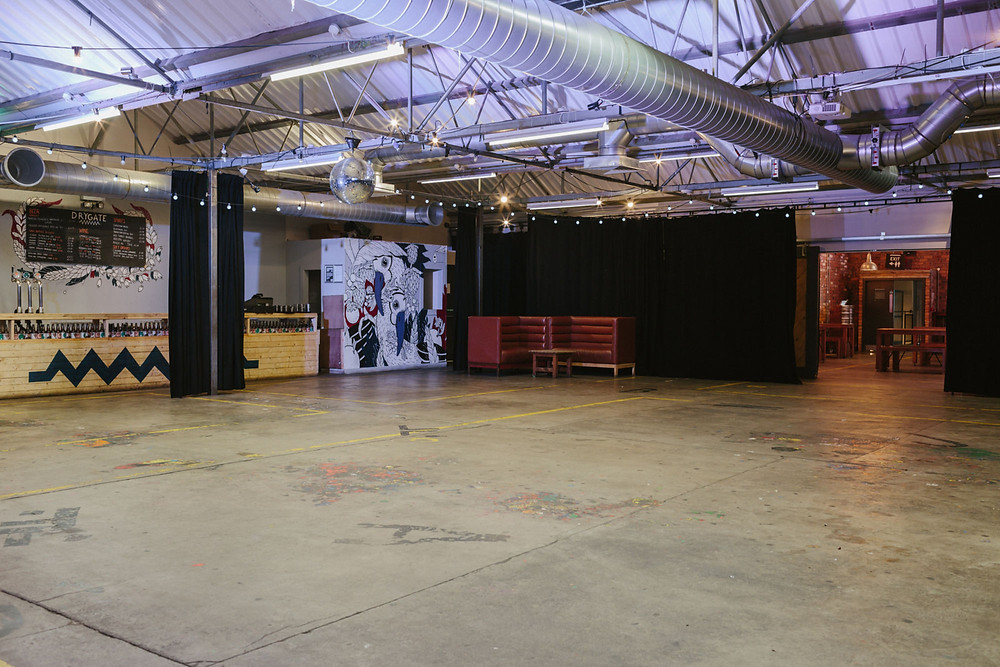 Drygate Brewery Event Space