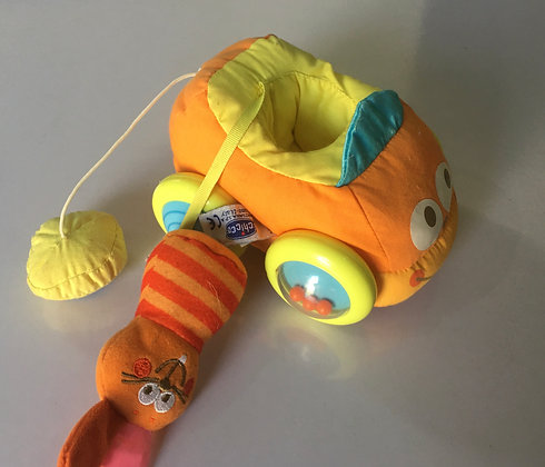 Chicco Toddler Car Soft Stuff Toy