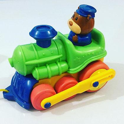 Teddy Bear Engine CarToy
