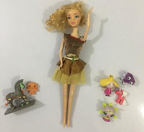 Tall Doll