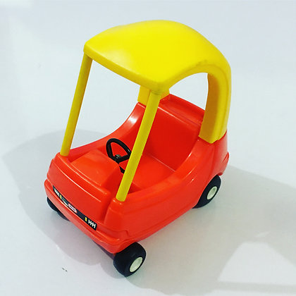 The Little Tikes Cozy Coupe Toy Car