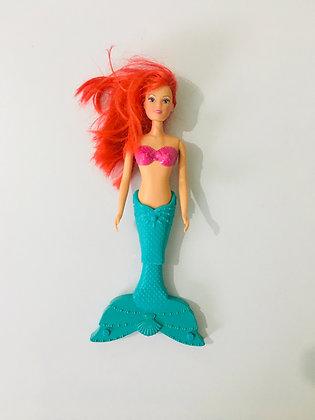 Barbie Doll Fish Mermaid Tail