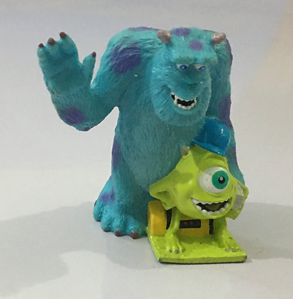 Monster University Action Figure Toys
