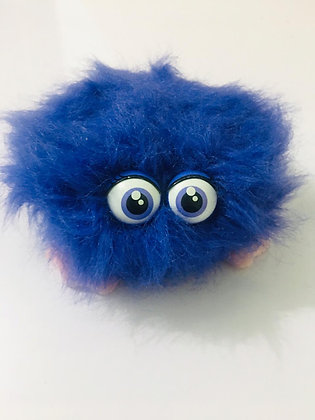 Cookie Monster Stuffed Toy (Voice/Vibration)