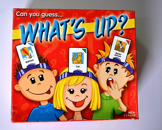 Kids Cards GameWhatsUp?