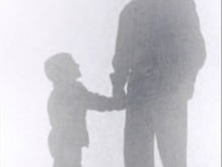 Father's Day Reflections: Footsteps in the hallway