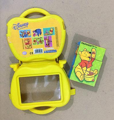 Disnep Picture Block's Puzzle Game 6 pictures