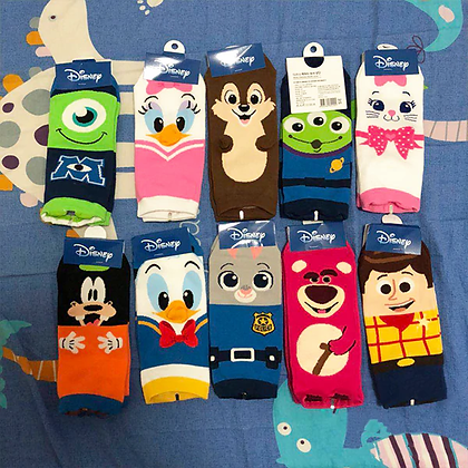 Disney Kid's Winter Socks