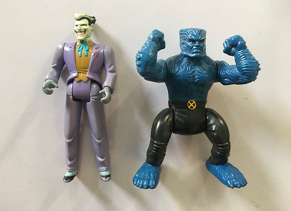 Joker and Beast Action Figure Toys