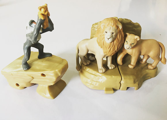 The Lion King Action Figure Toys