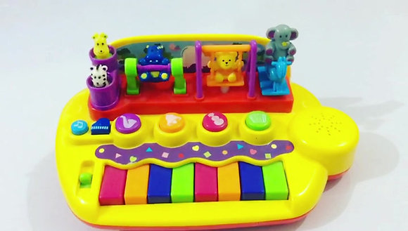 Xylophone Playground Animals and Music