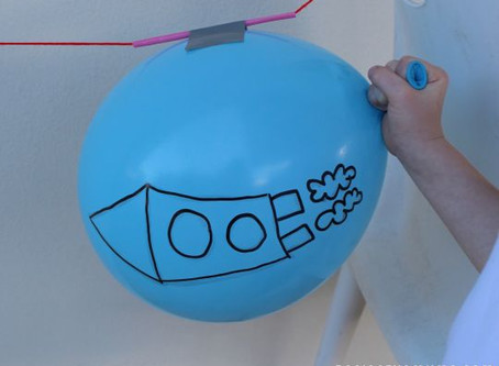 Storytelling Idea 1 - Balloon Storytelling