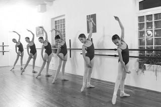 Nos stages de Danse Classique & de Barre au Sol