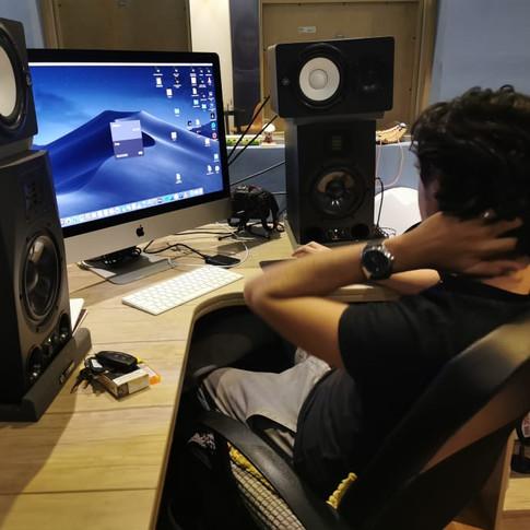Preparing Musicstation Studio