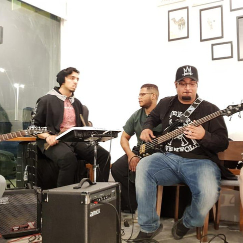 Madani Band Live at Coffee Addicts