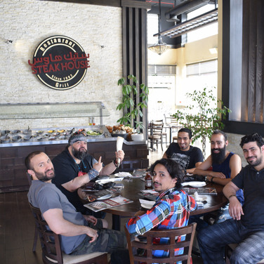 SA Metal Community Lunch
