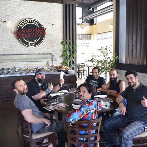 SA Metal Community Lunch