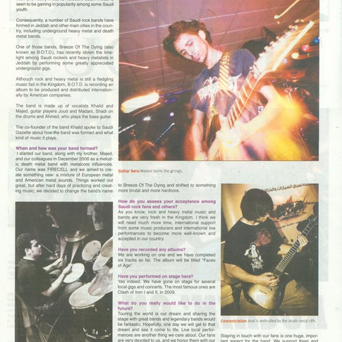 Time out article 2nd page