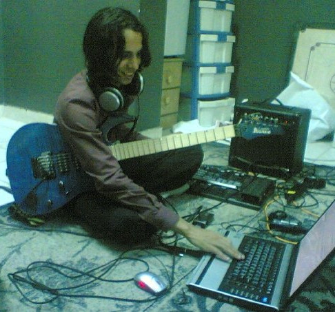 Recording Signle at My home