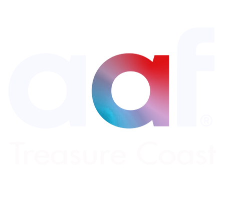 AAF Treasure Coast logo