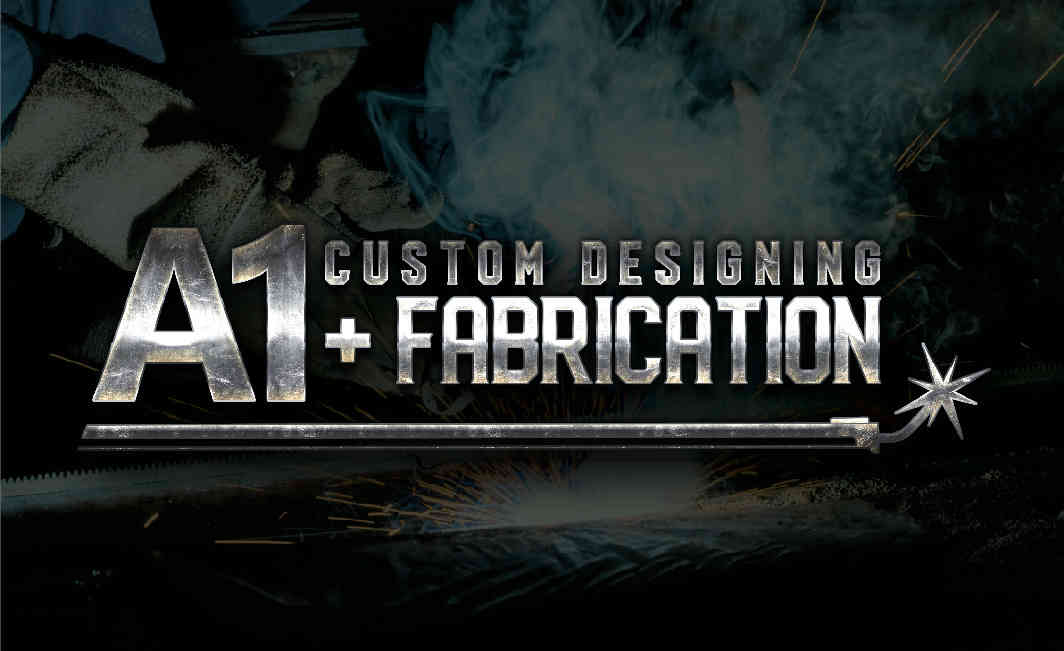 A1 Custom Designing and Fabrication_LOGO