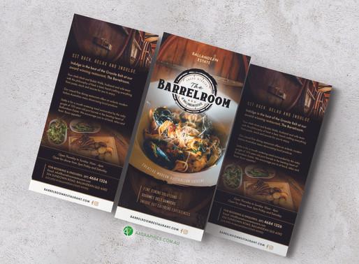 Rebranding: The Barrelroom