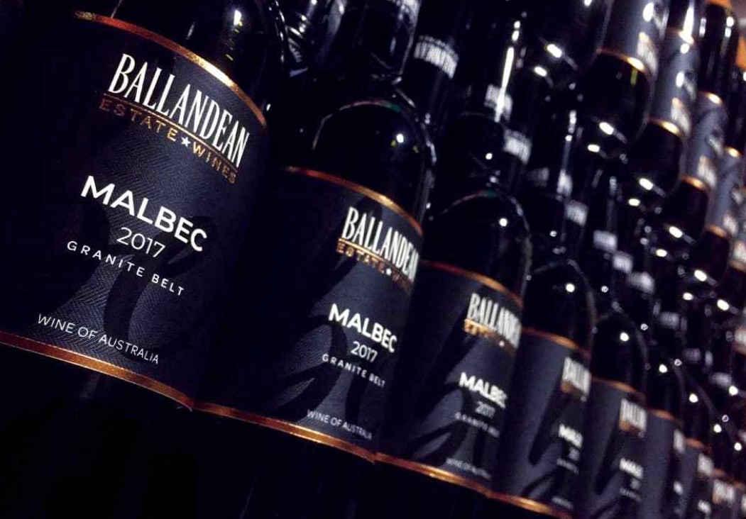 Ballandean Estate Wines_Label Design_.jp