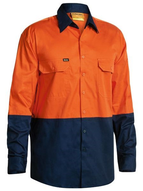 BISLEY - Long Sleeve Shirt