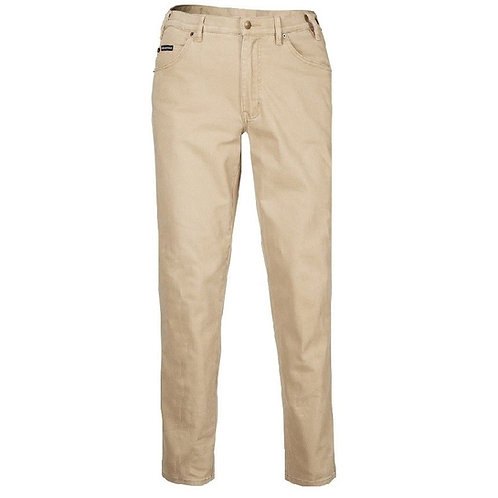PILBARA Men's Cotton Stretch Jeans