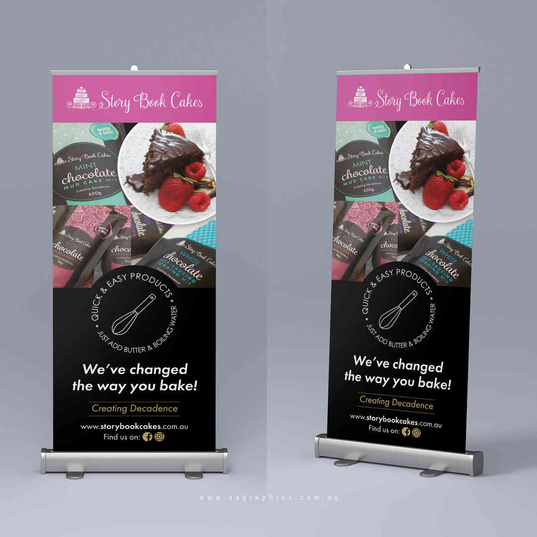 AA Graphics_Pull Up Banner_Story Book Ca