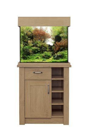 AquaOne Yorkshire 110L Aquarium and Cabinet