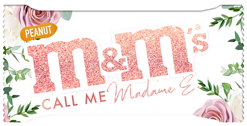 Paquet de M&M's