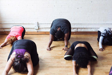 Community Yoga for Resilience - donation