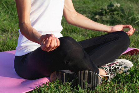 Yoga to Calm Your Mind - Online