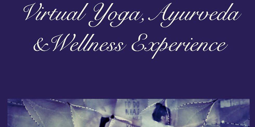 Live Zoom All Levels Yoga