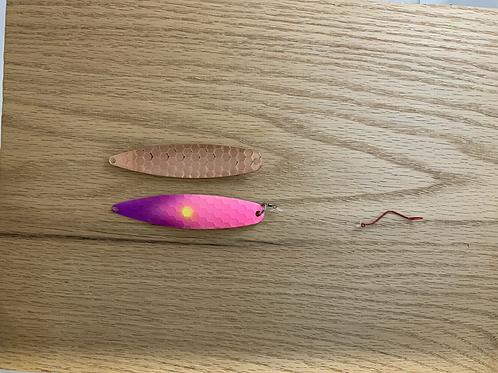 Sunrise Spoon w/ Slow Death Hook