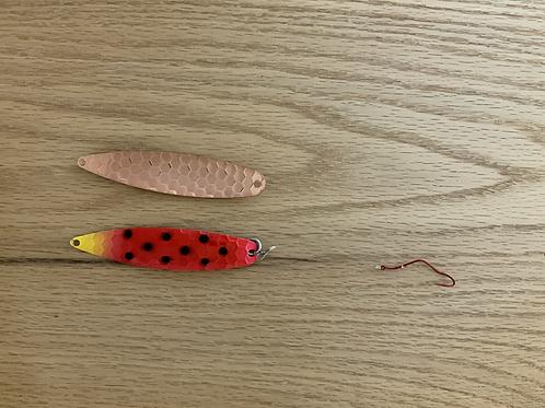 Beetle Spoon w/ Slow Death Hook