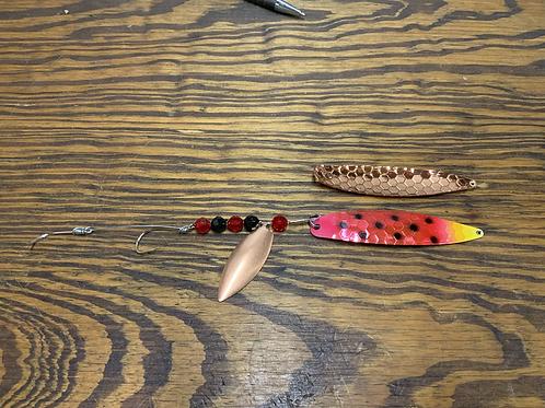 Beetle Small Spoon/Harness