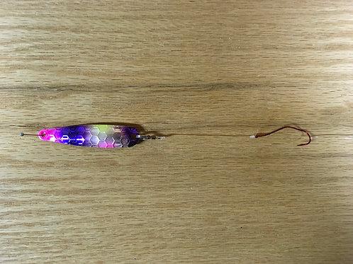 Silver Barbie w / Slow Death Hook