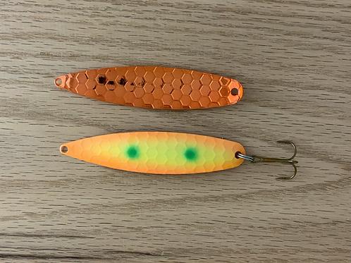 """Orange 3 5/8"""" Spoon"""