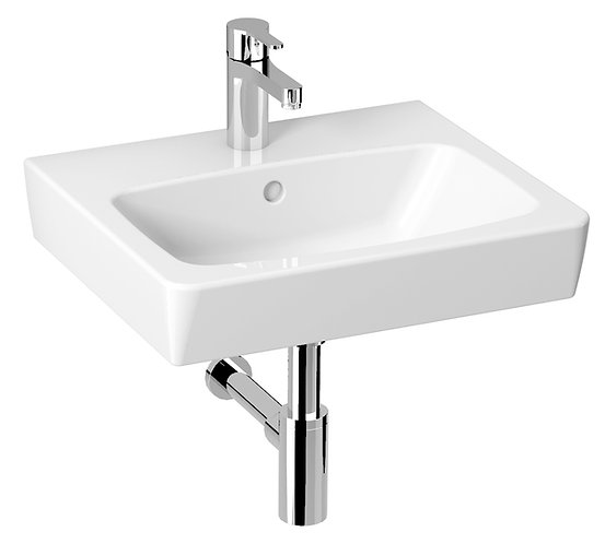 JIKA LYRA PLUS BASINS WALL-HUNG WHITE 600X450