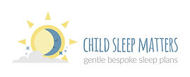 Child Sleep Matters Logo