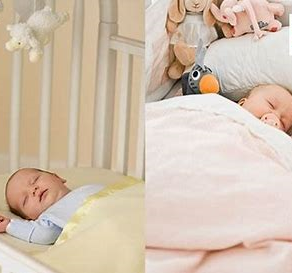 How can I keep my baby safe whilst sleeping?